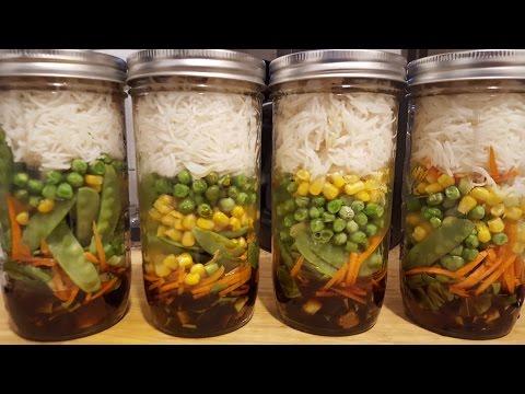 Vegan Noodles togo!