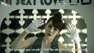 [Vietsub+Kara] T-ARA(티아라) - Sexy Love (ROBOT Dance Ver. MV)