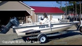 Used 2004 Palm Beach 18 for sale in Vanceboro, North Carolina
