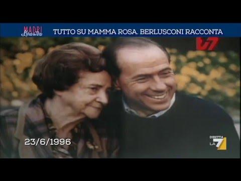 Silvio Berlusconi: vi racconto chi era mia madre