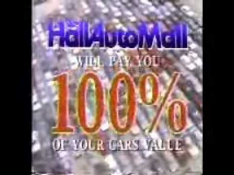 1989 Hall Auto Mall Commercial (100% Trade-In Sale/0% APR Financing)