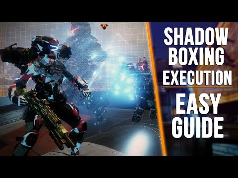 TITANFALL 2: SHADOW BOXING EXECUTION & EASY GUIDE