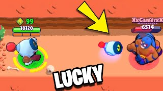 *WTF* LUCKY vs UNLUCKY Brawl Stars Funny Moments Fails & Glitches