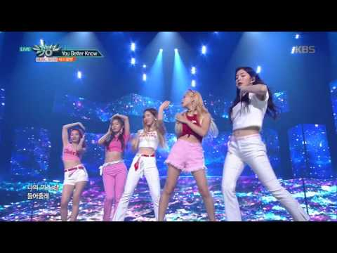 뮤직뱅크 Music Bank - You Better Know - 레드벨벳 (You Better Know - Red Velvet).20170714