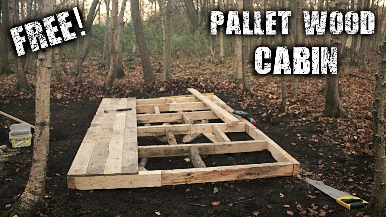 Building Using Pallets