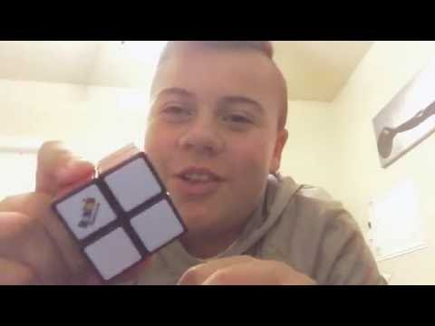 SOLVE THE 2x2 RUBIKS CUBE IN 1 MINUTE