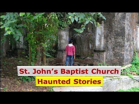 St. John's Baptist Church | Haunted Stories | Andheri