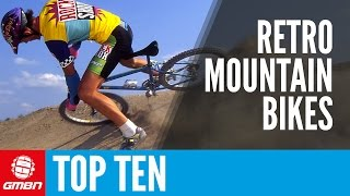 Top 10 Retro Mountain Bikes