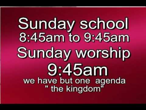 MT. OLIVE BAPTIST CHURCH / Nashville