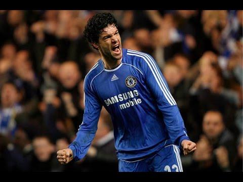 timeless design 2645e c6c5f Michael Ballack || ALL 26 Chelsea FC Goals || HD