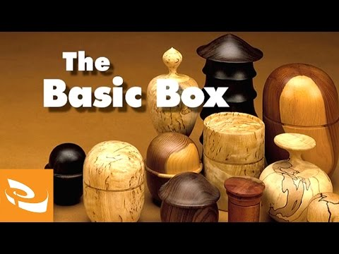 The Basic Box by Ray Key | Woodturning How-to