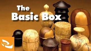 The Basic Box by Ray Key (Woodturning How-to)