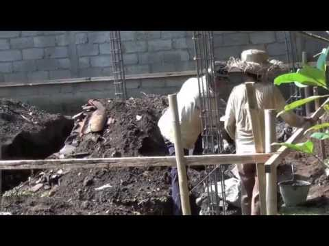 How to build a house on Bali #1 (Ubud) by Hans & Fifi
