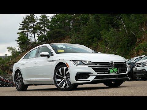2019 Volkswagen Arteon SEL Premium R-Line Review - Start Up, Revs, and Walk Around