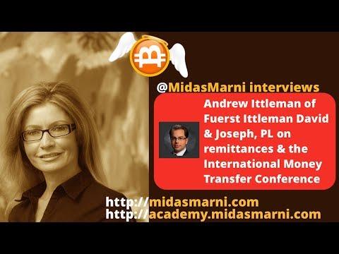 @Midasmarni Interviews Andrew Ittleman on Bitcoin remittances