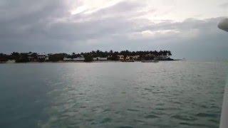 Dinner at Latitudes, Sunset Key Cottages, Key West