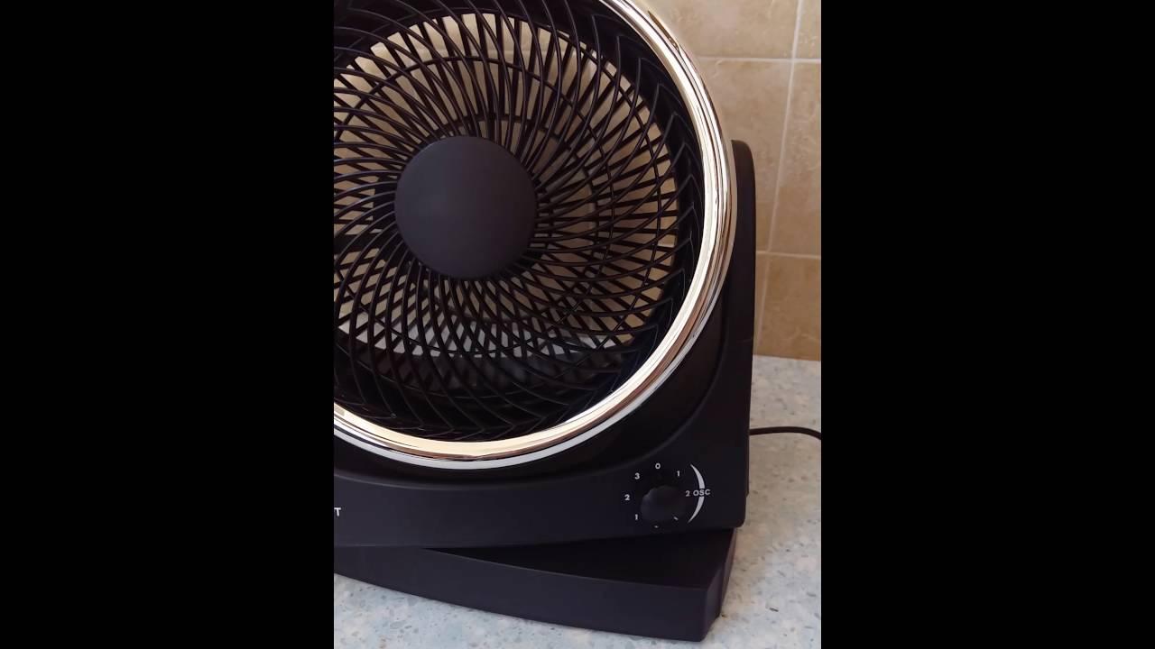 Ventilatore Da Tavolo ONECONCEPT WIND MAKER Di ELECTRONIC.STAR