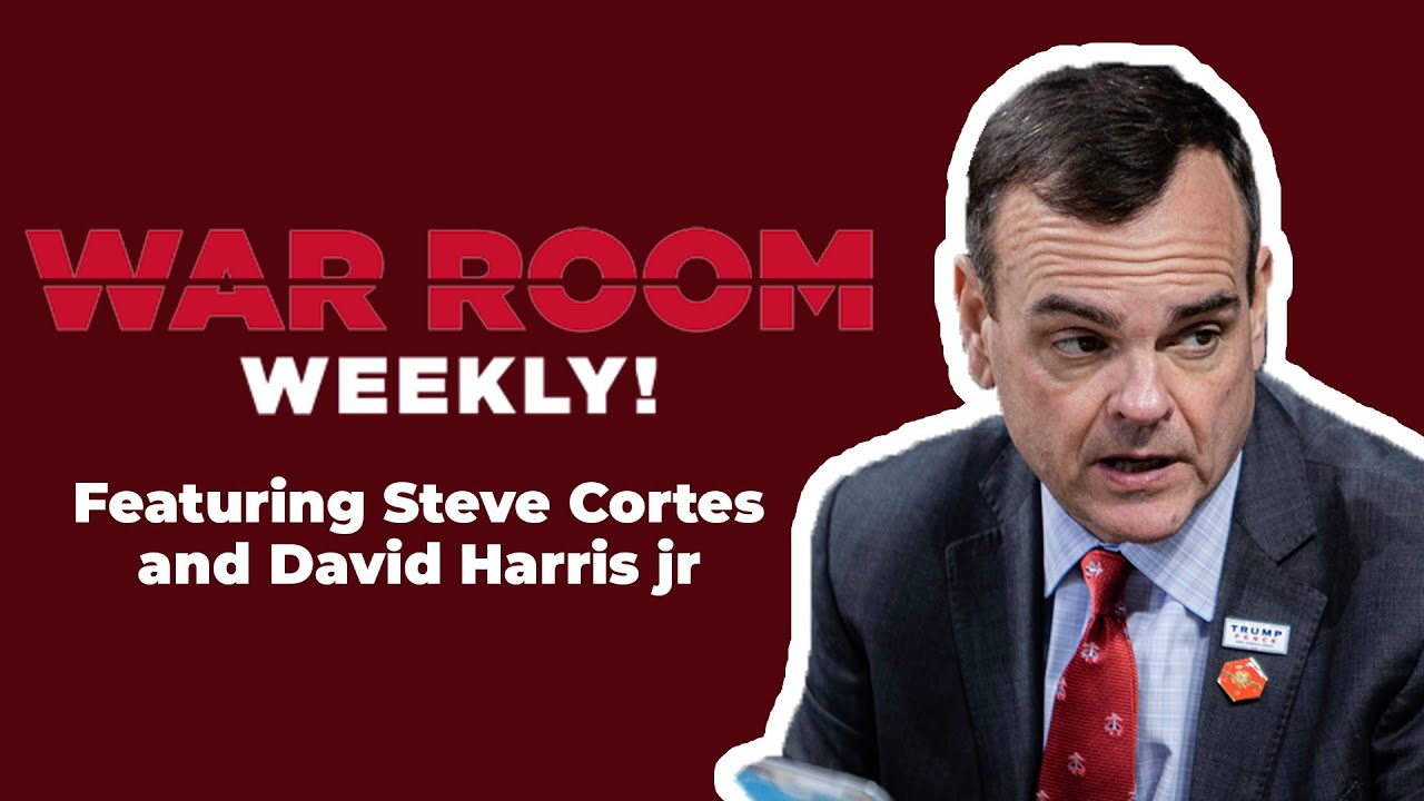 WATCH: War Room Weekly with Tim Murtaugh!