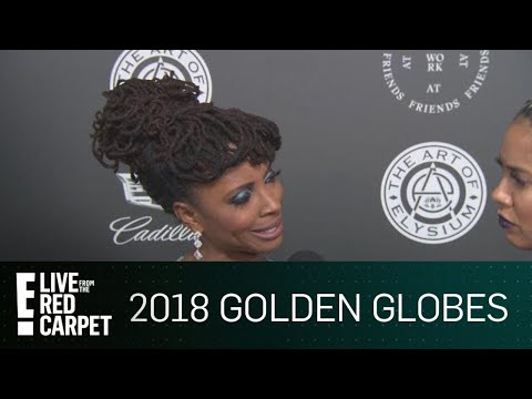 Shanola Hampton Hopes Time's Up