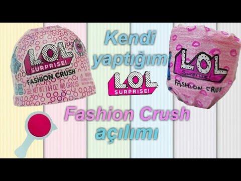 Lol Surprise Fashion Crush açılımı    Türkiye'de ilk    Kardelen Tube