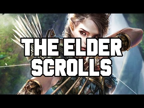 The Elder Scrolls Legends Gameplay – INSANELY FUN