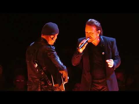 U2 - Staring at the Sun LIVE - May 28, 2018 - Atlanta, GA Infinite Energy Arena
