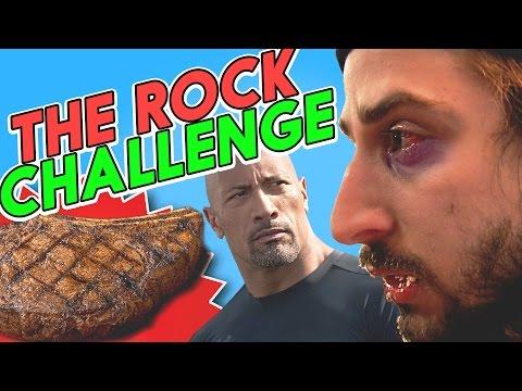THE ROCK DIET CHALLENGE