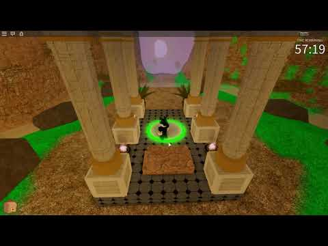 Roblox Escape Room Enchanted Forest In 3 04 Igt Youtube