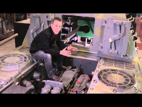 Inside The Tanks: The Jagdtiger - World Of Tanks