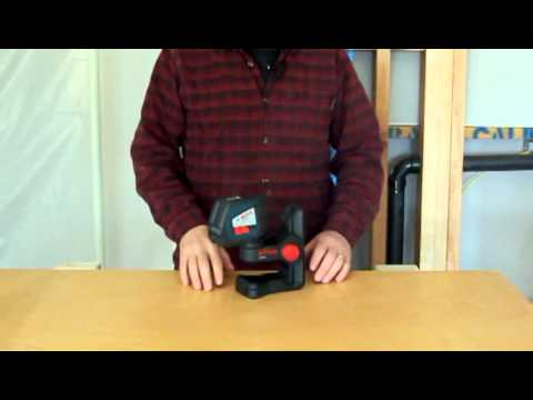Bosch Gcl 25 Self Leveling 5 Point Alignment Laser W Cr