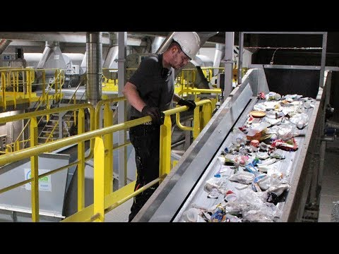 Recycling Plastics – Resource Efficiency With An Optimized Sorting Method