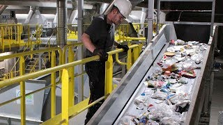 Recycling plastics - Resource efficiency with an optimized sorting method