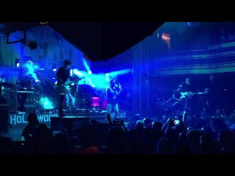 Levitate - Hollywood Undead Live in NYC