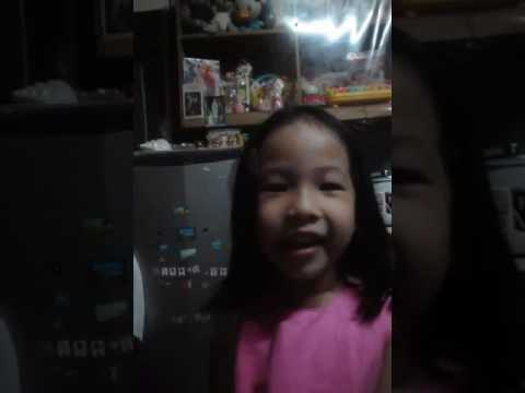 My baby si singing miss yeng constantino song titled