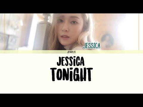 Jessica - Tonight [Han/Rom/Eng] Lyrics