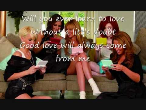 Girls Aloud-See The Day with Lyrics