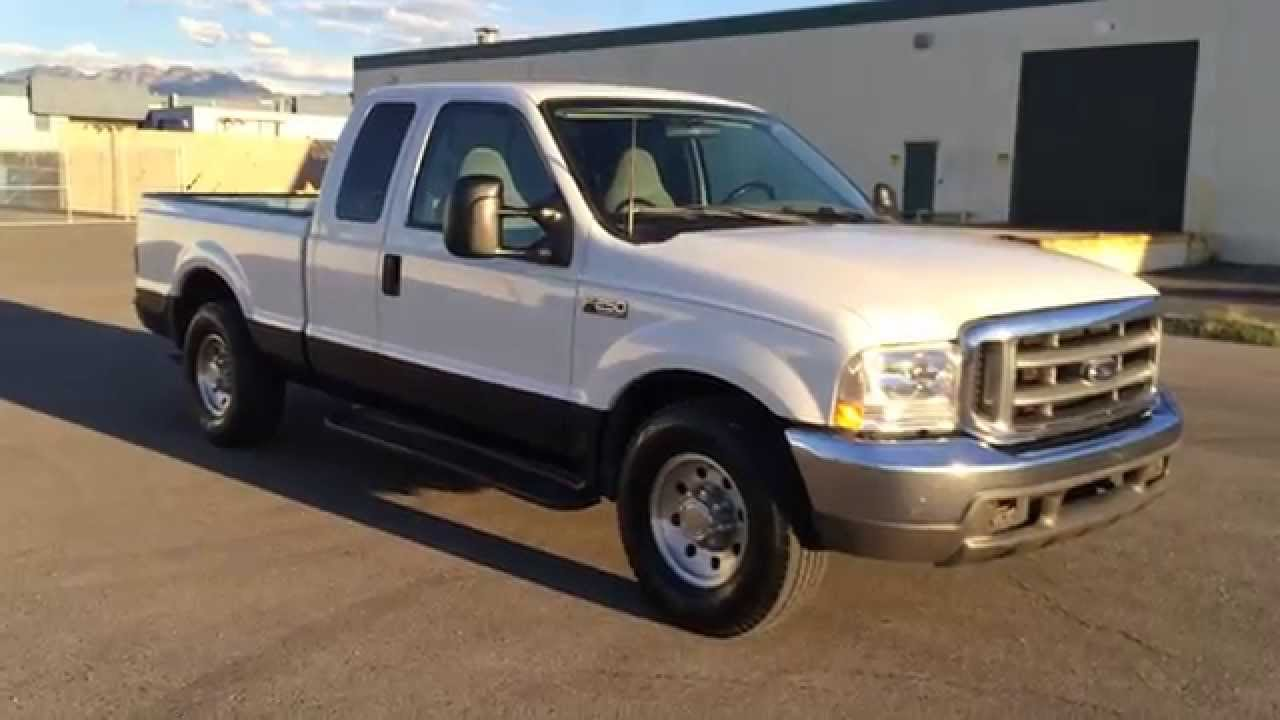 WWW.DIESEL-DEALS.COM 1999 FORD F250 SUPERCAB XLT **94K ...