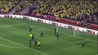 FIFA14 vs Captain Tsubasa キャプテン翼 [PS3]