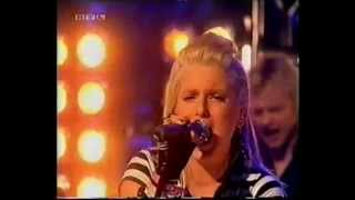 "Jeanette Biedermann ""Bad Girls Club"" Top of the Pops RTL"
