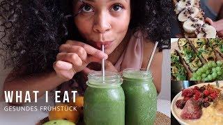 Was ich so frühstücke • pflanzenbasierte Rezepte + Frauentee