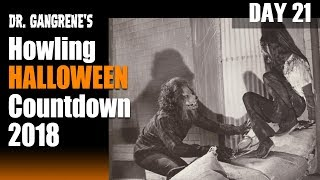 Howling Halloween Countdown 2018 🎃 Day 21 -The Werewolf of Woodstock
