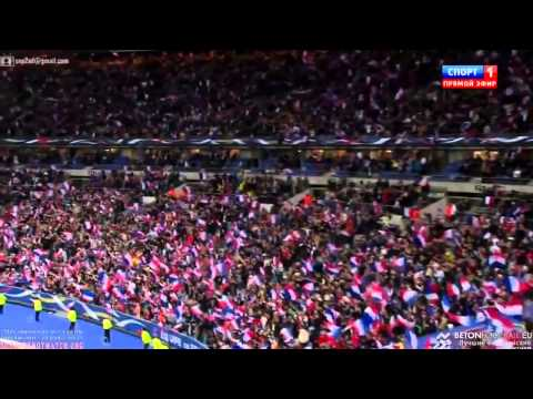 France 4-0 Norvège (Stade de France)