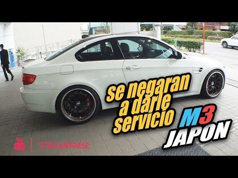 El BMW M3 es iLEGAL en JAPON (dice la agencia)