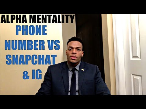 alpha male mentality dating