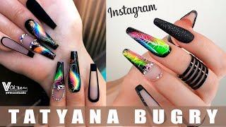 Повторяю МАНИКЮР из Instagram Наращиваю Ногти БАЛЕРИНА Татьяна Бугрий