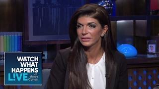 Teresa Giudice's Biggest Fear About Prison - RHONJ - WWHL