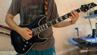 Alter Bridge - Broken Wings Guitar Cover (HD)