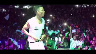 Kofi Kinaata Performs 'Play' at UCC