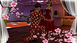 PROPOSING TO STRANGERS IN AVAKIN LIFE