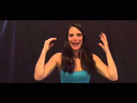 "COMEDIC MONOLOGUE | ""Toast"" | MARIA SHAPLEY"